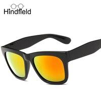 Hindfield New Fahsion Women Sunglasses UV400 Goggle Vintage Retro Classic Sunglass Luxury Brand Design Circle Sun Glasses Female