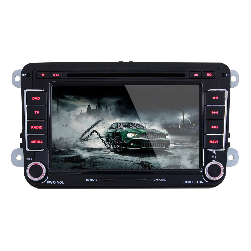 android 4 2 car dvd radio stereo gps navi cortex a9 vw. Black Bedroom Furniture Sets. Home Design Ideas