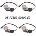 New 4PCS PDC Sensor PZ362-00209 PZ362-00209-E2 188300-9190 Reversing Radar For Toyota Camry Prado Lexus RX300 RX330 RX350 Previa