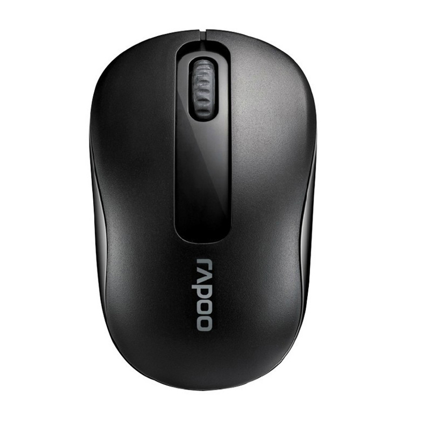 Rapoo USB Wireless Mouse 1000DPI USB 3.0 Receiver Optical Computer Mouse 2.4GHz Ergonomic Mice For Laptop PC Mouse