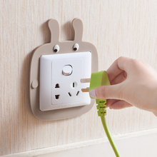 Cartoon luminous switch is stuck Bedroom adornment wall stick switch cases Switch Stickers Home Decor Creative Wall Stickers