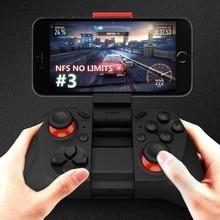 Двойной Рокер смартфон игровой контроллер Беспроводной Bluetooth телефон геймпад джойстик для телефона Android/PAD/Android Планшеты PC ТВ