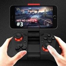 Двойной рокер Смартфон Игровой Контроллер Беспроводной Bluetooth Телефон Геймпад Джойстик для Android Phone/Pad/Android Tablet PC TV