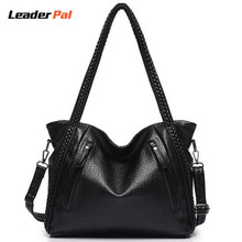 Fashion Tassel Women Leather Handbags Design Big Top-Handle Bags Mummy Package Motorcycle Crossbody Bags Women Messenger Bags