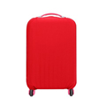 Candy color anti-dust travel luggage covers protect dust elastic trolley suitcase trunk protective dustproof cover 18 20 22 28''