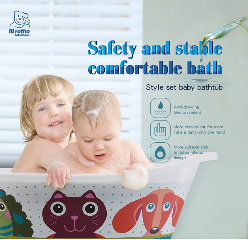Rotho Babydesign 2017 Baby Bathtub Seat Bathing Germany infant baby ...