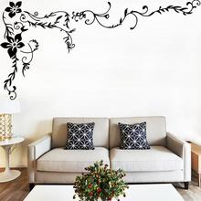 classical design tree flora plant/waterproof removable wall sticker/ home decal wedding decoration 3d VA8461
