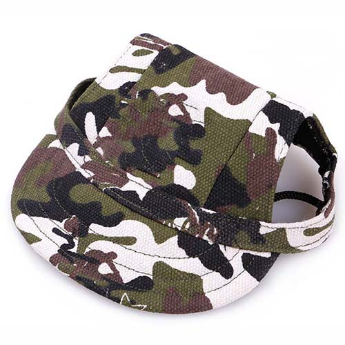 Pet Hat with Ear Holes Adjustable Baseball Cap for Large Medium Small Dogs Summer Dog Cap Sun Hat Outdoor Hiking Pet Products 13