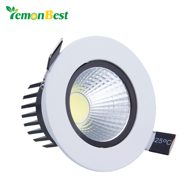 Ac110v 220v dimmable recessed led downlight cob led spot 6w 9w 12w ac110v 220v dimmable recessed led downlight cob led spot 6w 9w 12w 15w led spot light aloadofball Image collections
