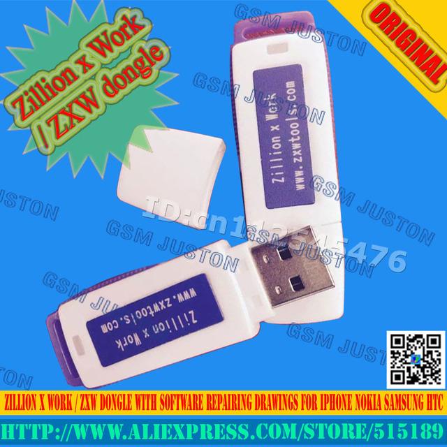 Zillion x Trabalho ZXWDONGLE ZXW DONGLE zxwtools documentos de reparação de hardware do telefone para o telefone móvel