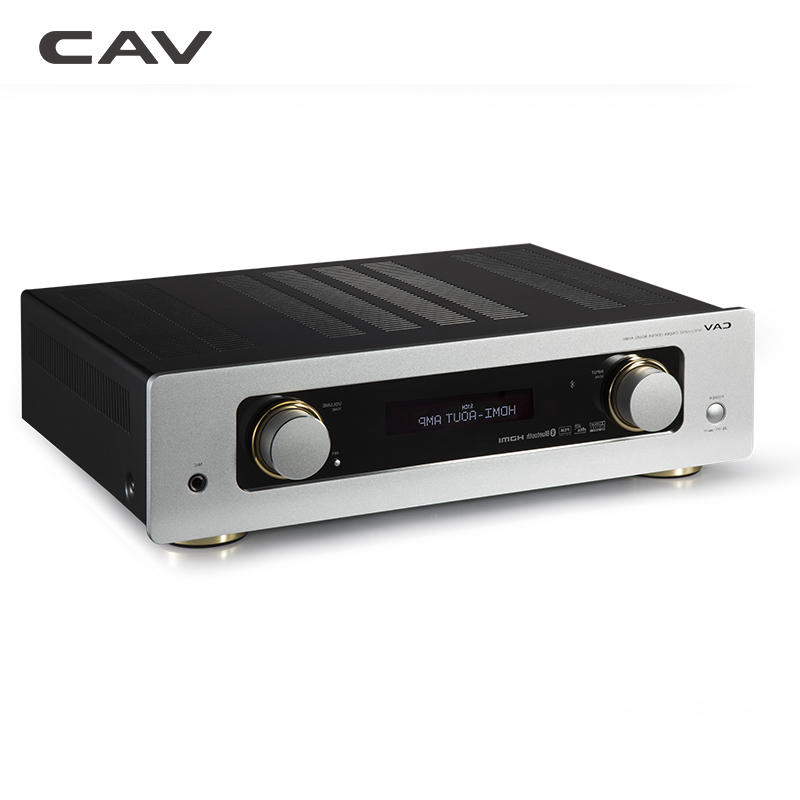 US $628 97 15% OFF|CAV AV980 Home Theater Amplifier 5 1 Channel Kara OK  Dolby Digital DTS 5 1 High Fidelity Home Theater Audio Amplifier System-in