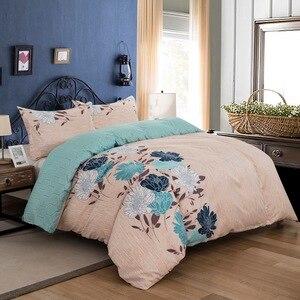 Image 2 - LOVINSUNSHINE Bedding And Bed Sets Duvet Cover Single Flower Comforter Bed Sets AE01#