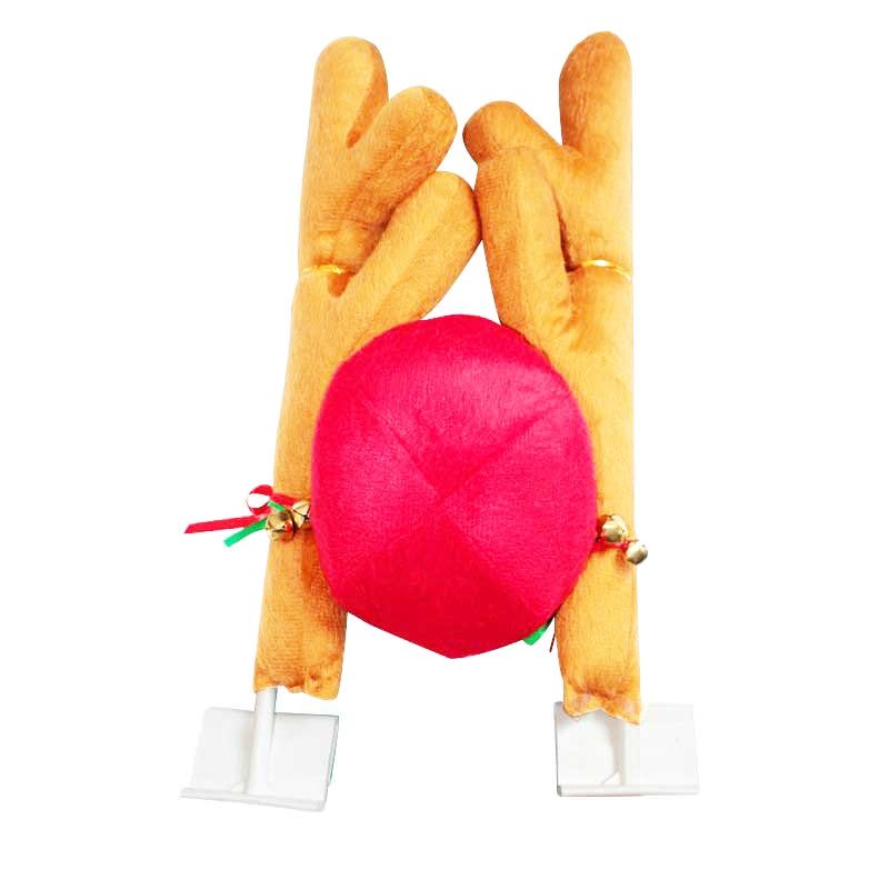 Popular Reindeer Car Antlers-Buy Cheap Reindeer Car ...