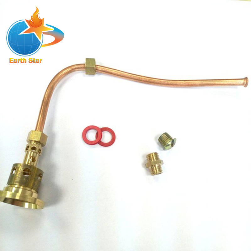 Gas Stove Accessories Energy Saving Stove Energy Saving Tube Burner Gas Burner Nozzle 2w 250 25b plastic energy saving long term power not heat type energy water gas solenoid valve