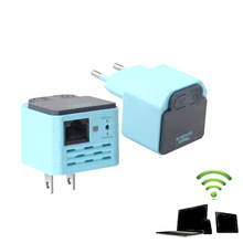 цены 300Mbps Wireless WiFi Repeater 2.4Ghz AP Router 802.11N Wi-fi Signal Amplifier Range Extender Booster