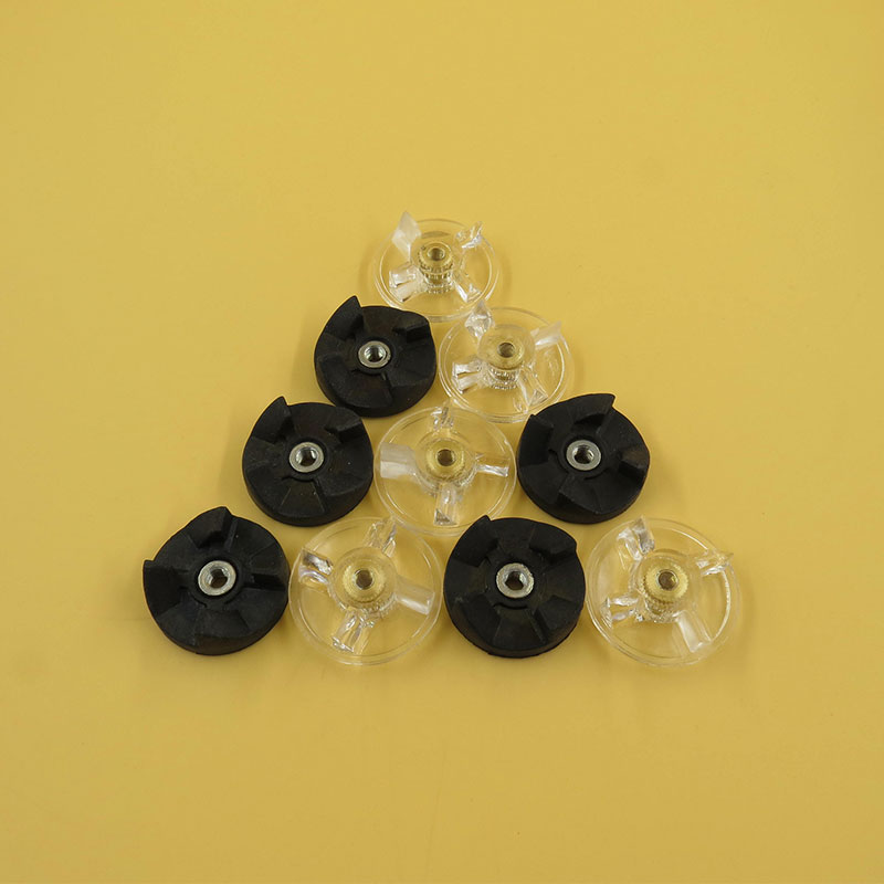 10 Replacement Spare Parts Blender Juicer Parts 5 Rubber Gear 5 Plastic Gear Base For Magic Bullet 250W 38% Off asgharali saarim