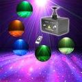 Suny дистанционное RG метеор огни вселенная галактика RGB из светодиодов этап DJ показать свет