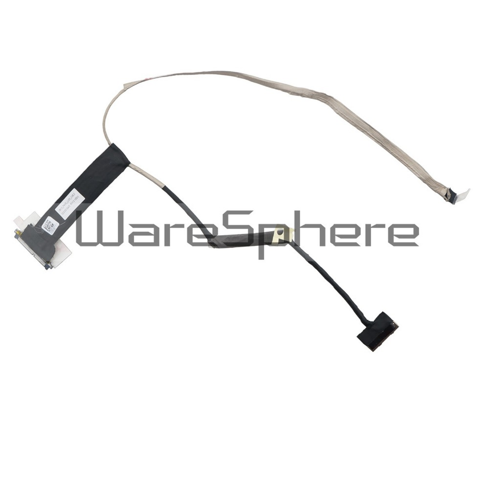 NEW Laptop LCD LED LVDS CMOS Video Flex Cable For HP ZBOOK 17 Screen Video CABLE DC02001QA00 VBK10 White soncci for hp pavilion g7 g7 1000 17 3 series lcd video cable repair parts for hp g7 g7 1000 lcd display video flex cable