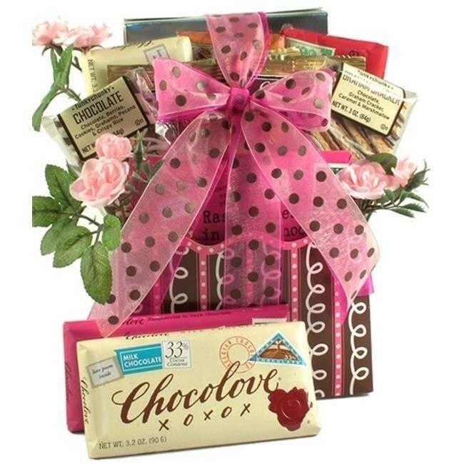 Gift Basket Village LoLe Love Letters Romantic Gift Basket цены онлайн
