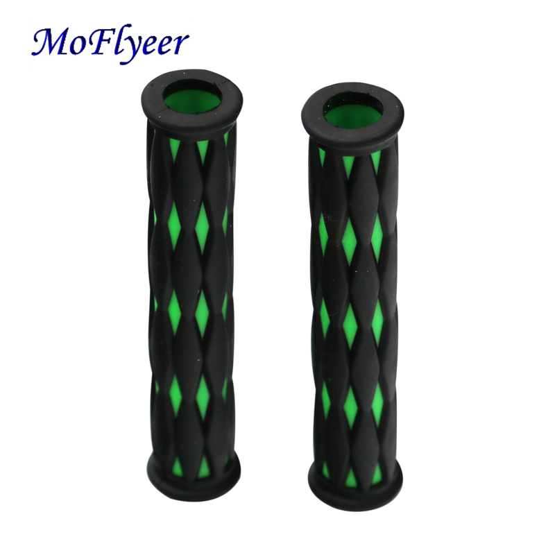 MoFlyeer Universal Motorcycle Brake Clutch Lever Cover Hand Grips Guard Handle Grips Fit Sportbike Streetbike Racing Riding