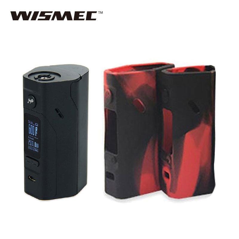 Original Wismec Reuleaux RX2/3 TC 150W/200W Box Mod Vape Electronic Cigarette Reuleaux RX2 3 Temp Control Mod No 18650 Battery