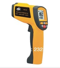 NEW 2013 style IR Thermometer GM1850Temperature With Laser -200~1850 Degree supernova sale