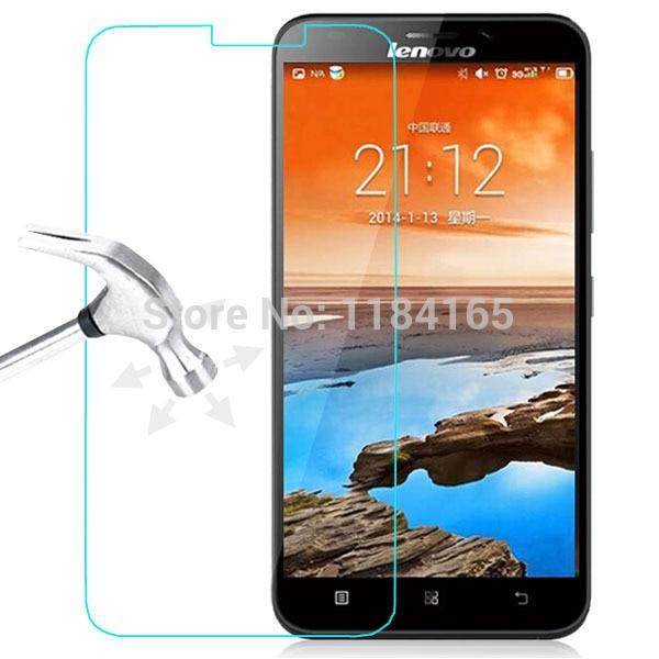 bilder für 10 teile/los gehärtetem glas film für lenovo a916, 9 H 2.5D explosionsgeschützte LCD lcd Screen Protector