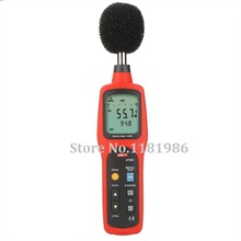 UNI-T UT352 30-130dB Analogue Bar Graph Digital Sound Level Meter Decibel Meter Noise Tester LCD Backlight A&C Frequency  стоимость