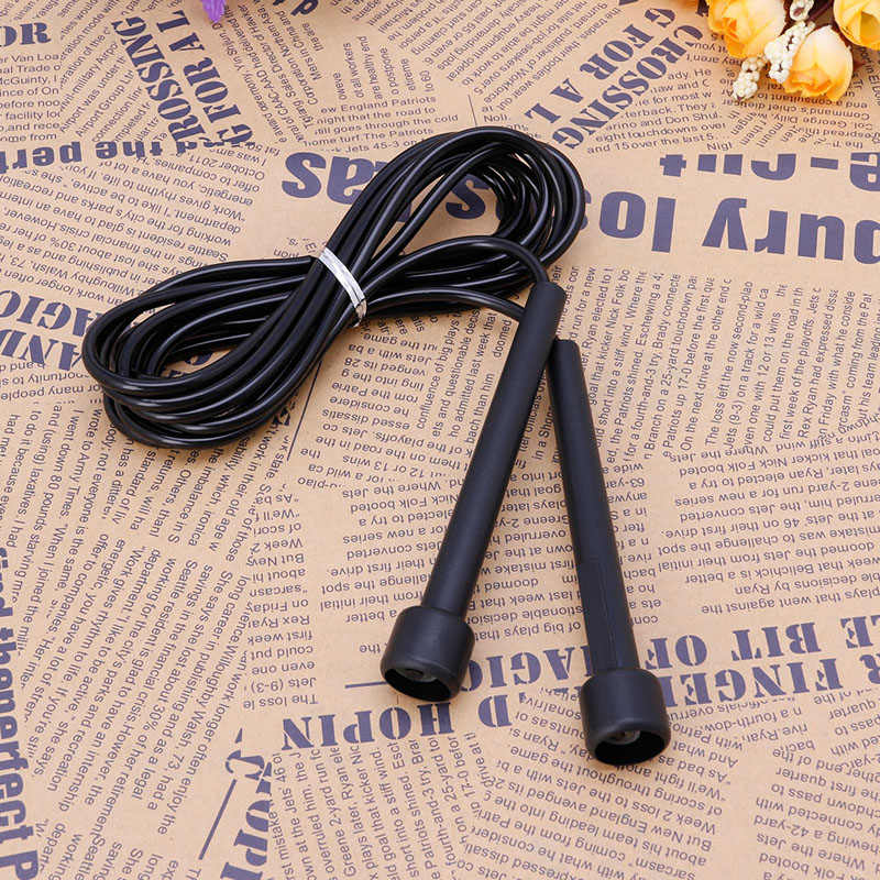 Jumping Mma Boxing Speed Cardio Gym Exercise Fitness Skipping Jump Rope 2.8M image