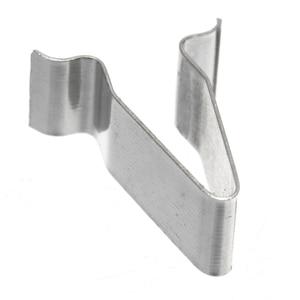 Image 4 - 10 sztuk/zestaw 22mm metalowy wiosna spinka do tapicerki klipsy samochodowe nit mocujący klip dla Audi Boot 4A0867276