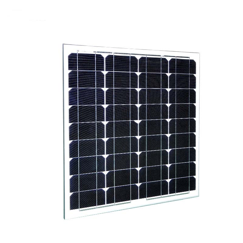Solar Panel Monocrystalline 12v 50w Solar Battery Charge Controller Off Grid System Solar Home System Phone Charger Car Camping in Solar Cells from Consumer Electronics