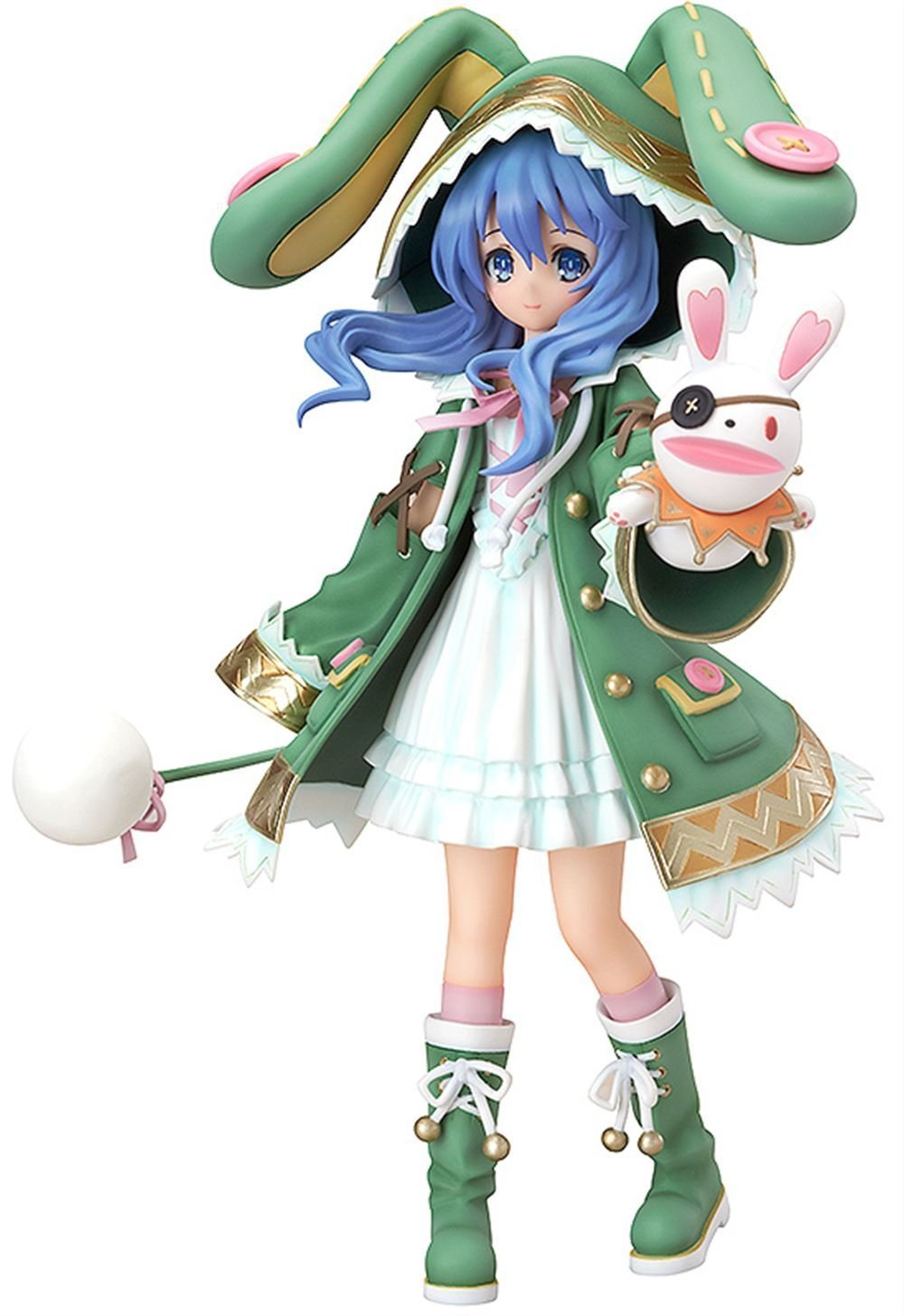 New Arrival Classic Comic Manga Anime Date A Live Yoshino Hermit Stand Style PVC 18CM Figure Toys New in original Box