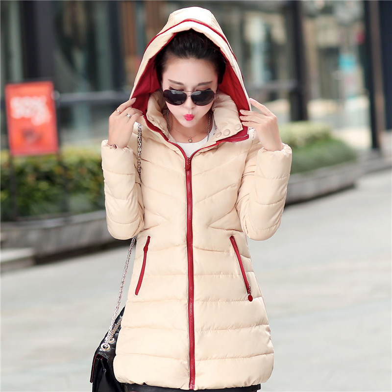 Aliexpress.com : Buy 2017 New Arrival Rushed Winter Latest Ladies ...