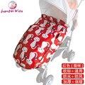 Высокое качество unirversal Детские коляски муфту для ног Младенческой покрытие для ног Детей спальный мешок Дети спальный мешок многофункциональный