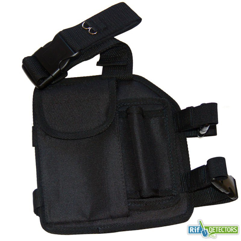 Pinpointer Holster Metal Detector ProFind Drop Leg Bag For PinPointing Xp Pointer Detector