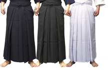Hakama uniforme de artes marciales para hombre y mujer