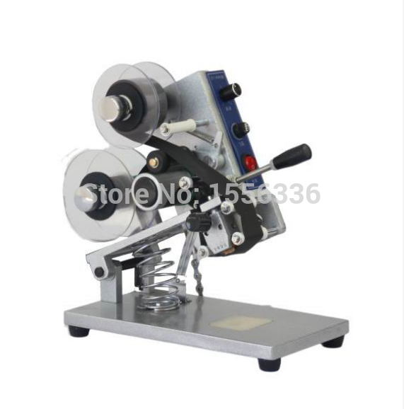 Manual cording Machine for production date and batch number