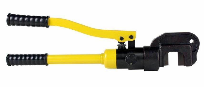 все цены на Manual Hydraulic Steel Rebar Cutter 12T 2-22 mm cutting plier machine hand tool construction tools онлайн