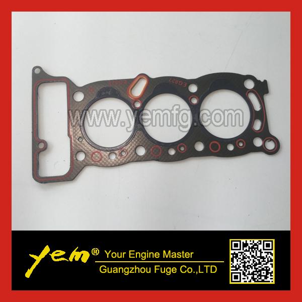 us $120 0 for isuzu engine parts 3kc1 3kc2 overhauling gasket kit full gasket set with cylinder head gasket on aliexpress com alibaba group