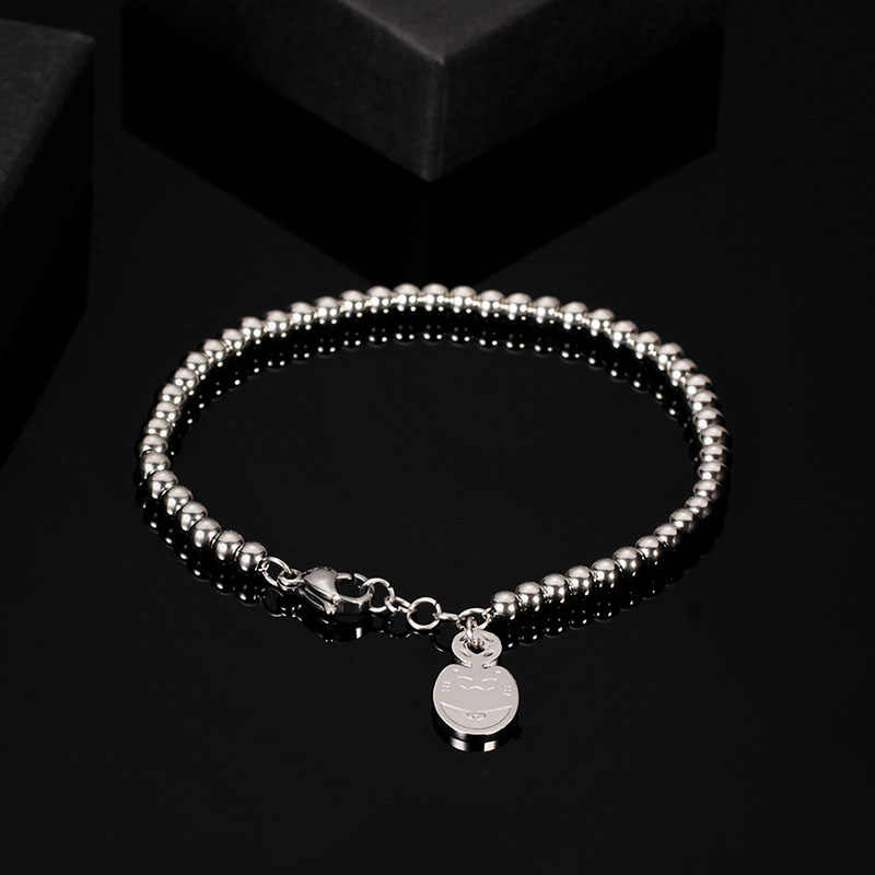 2019 stainless steel bracelet wholesales men gifts mens chains women accessories bracelets rose gold couple bracelet friendship