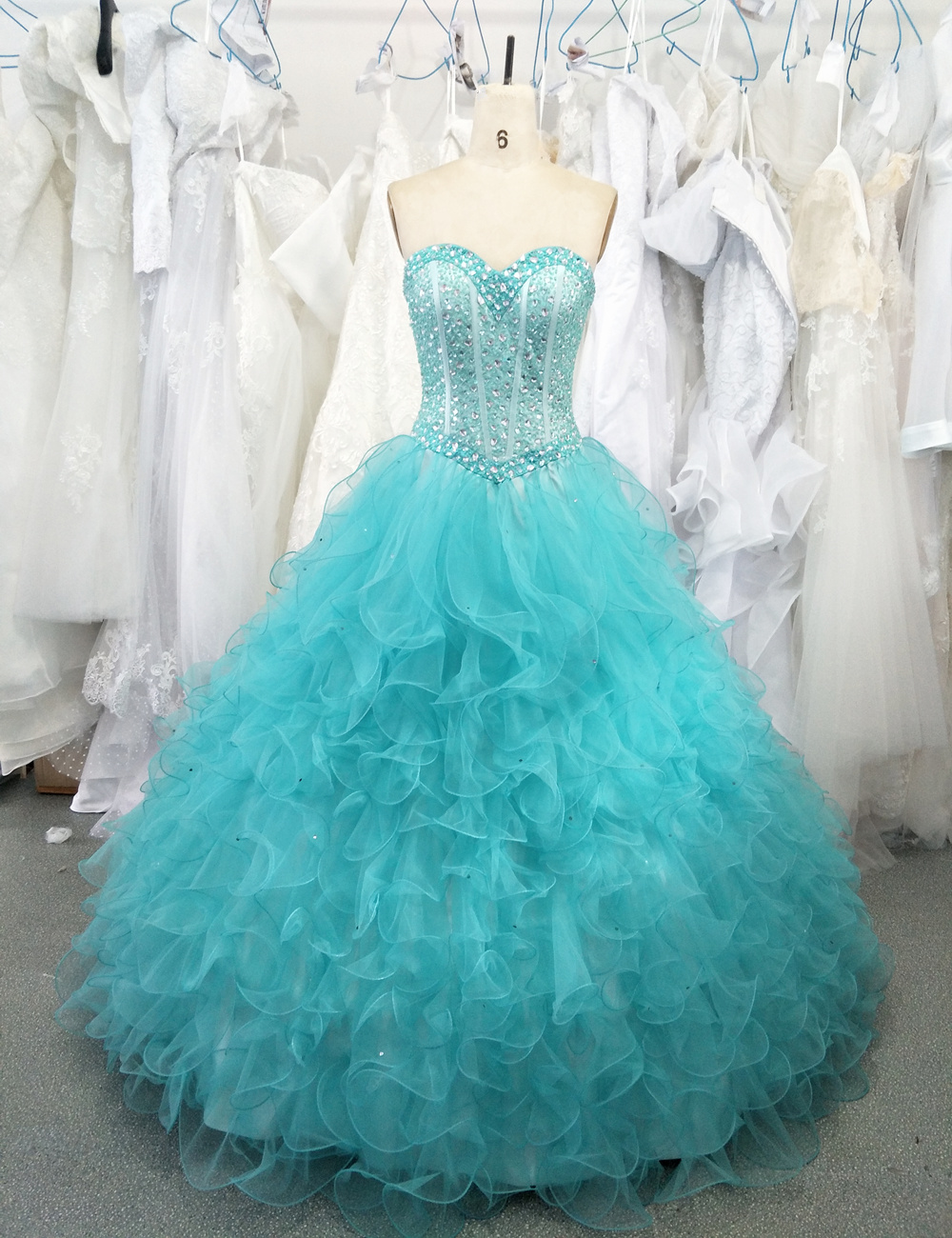 8f4cd1a083 Puffy quinceanera vestidos 2018 sweetheart dulce 16 vestidos de bola vestido  de quinceañera 15 años cumpleaños