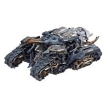 スタジオシリーズボイジャークラスバトル破損したタンクモデルロボット映画おもちゃアクションフィギュア用SS31