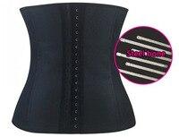 Wonder Beauty Latex Corset Waist Trainer Cincher Vest Clip Shapewear Women Full Body Shaper Weight Loss