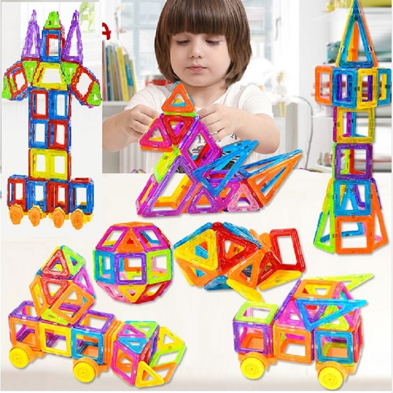 BD 164pcs Mini Magnetic Blocks Models Building Toy Magnetic Designer Enlighten Bricks Magnetic Toys Educational Toys new magnet game mini enlighten magnetic building blocks models