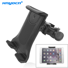 цены 7 - 10.2 Inches Tablet Universal Adjustable Car Seat Headrest Mount Holder PC Stands for IPad/Samsung Tablet for Huawei Xiaomi