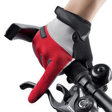 Kyncilor Riding  Gloves Outdoor Men and Women Sports Non-skid Fitness Full Finger Bicycle Touch Screen