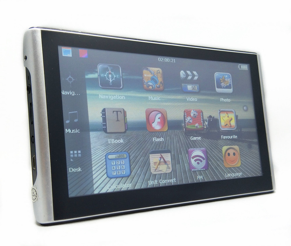 """"""" автомобильный gps-навигатор 8G SAT NAV CPU800M+ FM+ бесплатные карты, Bluetooth AV-IN и беспроводная камера заднего вида на выбор - Размер экрана, дюймов: No bluetooth AV-IN"""