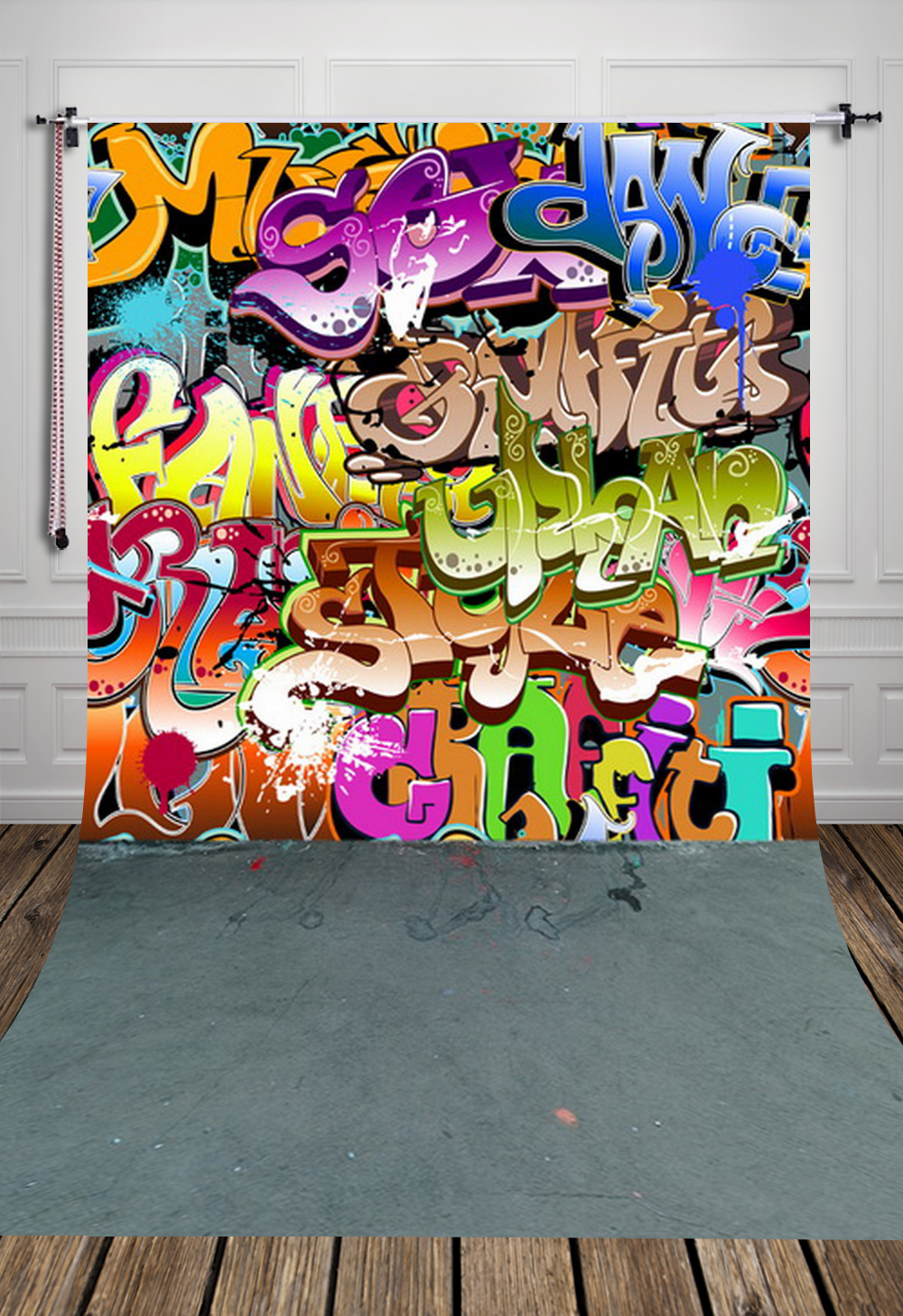 Background image 7975 - Huayi Graffiti Wall Backdrop Photography Background Fabric Newborn Backdrop Children Photography Props Photo Studio D 7975 In Background From Consumer