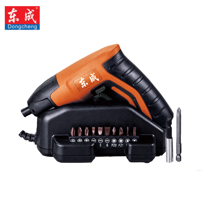 Dongcheng 3.6V additional lithium-ion Battery Cordless Electric hand Drill hole electrical Screwdriver driver Wrench power tools цена