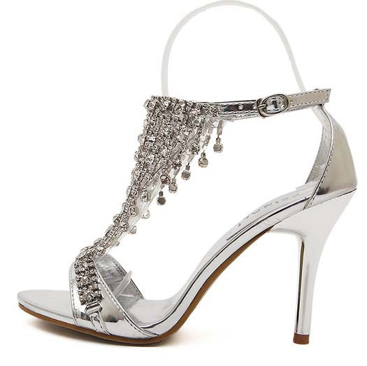 Chaussure A Talon Mariage
